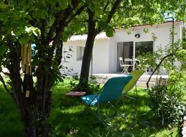 Charmante maisonnette indépendante à Goult en Luberon