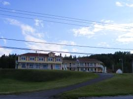 Hotel Motel Bon Accueil, Rivière-la-Madeleine (Mont-saint-pierre yakınında)