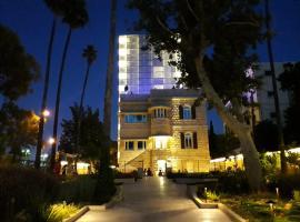 Schumacher Hotel Haifa