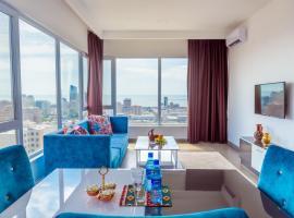 Panorama of Baku - 22 Floor