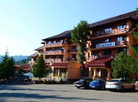 Hotel Bradul, Durau