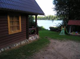 Lõõdla Holiday House, Lümatu (Antsla yakınında)