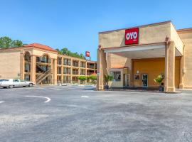 OYO Hotel Decatur East I20 & Wesley Club Dr