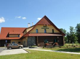 Hotel Sportpark Agnes, Bohdaneč (Hetlín yakınında)