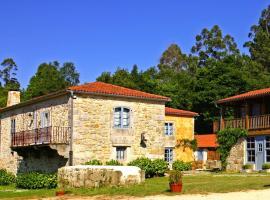 Casa do Castelo de Andrade, Пуэнтедеуме
