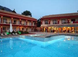 Elektra Hotel, Paleros