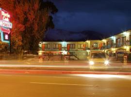 Martin Cash Motel, Hobart (Derwent Park yakınında)
