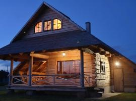 Lāču namiņš/Bear house