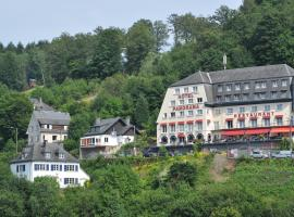 Hotel Panorama, Bouillon