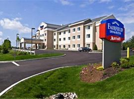Fairfield Inn and Suites by Marriott Augusta, Augusta