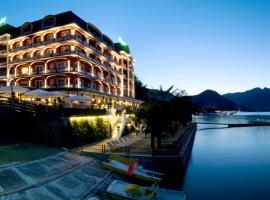 Hotel Splendid, Baveno
