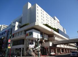Bandai Silver Hotel, Niigata