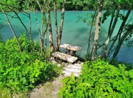 Robinson River Camp