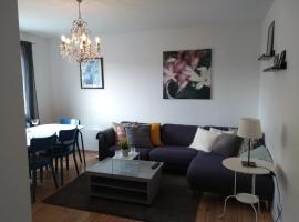 Private and practical apartment in the central area