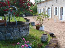 Lacassagne, Larressingle (рядом с городом Beaumont)