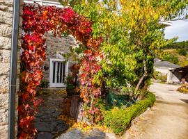 Casa rural quiroga