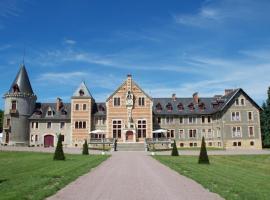 Château de Beguin - Hôtel Luxe, Lurcy-Lévis (рядом с городом La Plâtrière)