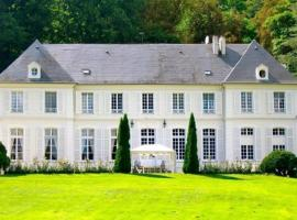 B&B Château du Saulsoy, Chamigny (рядом с городом Jouarre)