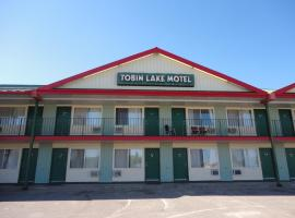 Tobin Lake Motel, Nipawin (Carrot River yakınında)