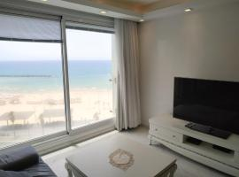 Luxury VIP apartments on the beach