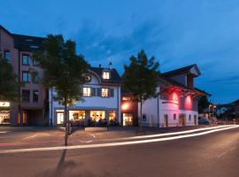 Kulturhotel Guggenheim, Liestal (Hersberg yakınında)