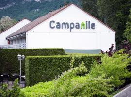 Campanile Grenoble Nord - Saint-Egrève, Сент-Эгрев (рядом с городом Sassenage)