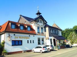 Hotel Waldschlösschen, Füchten