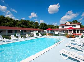 Economy Motel Inn and Suites Somers Point, Somers Point (in de buurt van Ocean City)