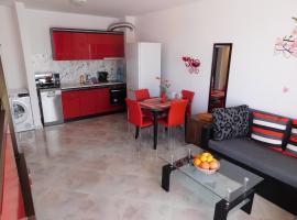 Двустаен лукс апартамент за нощувки в Сарафово