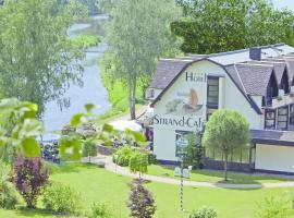 Land-gut-Hotel Strand-Café, Roßbach (Sankt Katharinen yakınında)