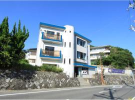 Shirahama beachside villa