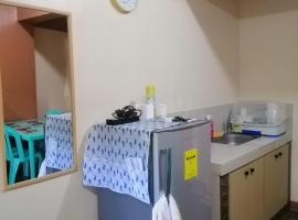 102 Plaza Condominium studio type condo unit