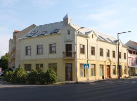 Spirit Apartman, Хайдусобосло