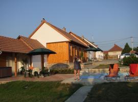 Hegyalja Gyöngyszeme Panzió, Rátka (рядом с городом Legyesbénye)