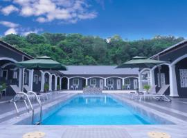 Cenang Rooms With Pool by Virgo Star Resort
