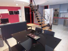 Apartamentos MLR Loft Retiro