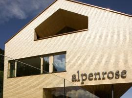 Hotel Alpenrose Ebnit, 多恩比恩