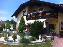Ferienwohnungen - Melanie, Sankt Primus am Turnersee (Obersammelsdorf yakınında)