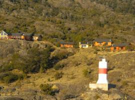 Patagonia Acres Lodge, Mallin Grande (Bahía Murta yakınında)