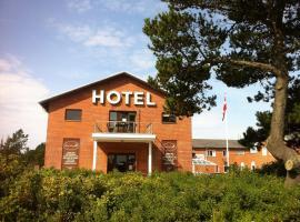 Hotel Strandlyst, Hirtshals (Tornby yakınında)