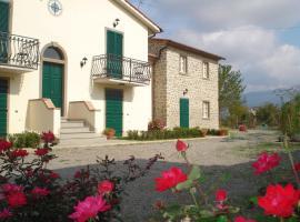Le Casine, Cortona (Santa Caterina yakınında)