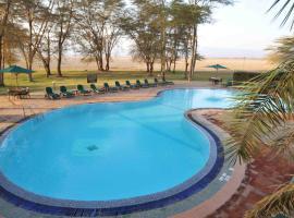 Ol Tukai Lodge Amboseli, Amboseli