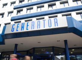 Generator Berlin Prenzlauer Berg