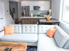 Amazing Home in Center City -Spacious Sleeps 7