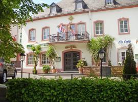 Hotel Zum Goldenen Stern, Prüm (Gondenbrett yakınında)