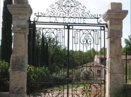Villa La Roque, Фюво (рядом с городом Les Michels)
