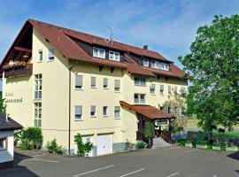 Hotel Tannenhof, Steinen (Maulburg yakınında)