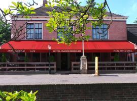 Hotel Waddenweelde, Pieterburen