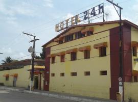 Hotel Bahia Colina, Paripe