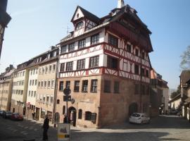 möbl. Apartment Nürnberg, Nürnberg (Fischbach yakınında)